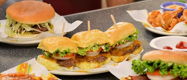 Cover Photo for Johnny Rockets Restaurant - Mangaf (Miral) Branch - Kuwait