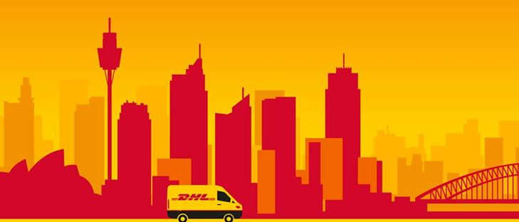 Cover Photo for DHL