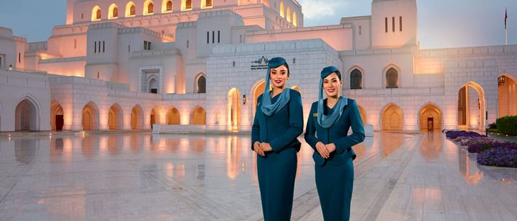 Cover Photo for Oman Air - Airport (International) Branch - Kuwait