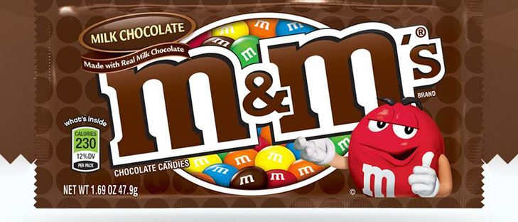 Cover Photo for M&M'S Milk Chocolate