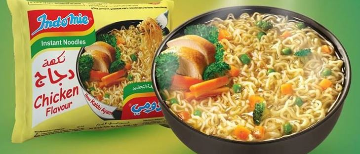 Cover Photo for Indomie Chicken Flavor
