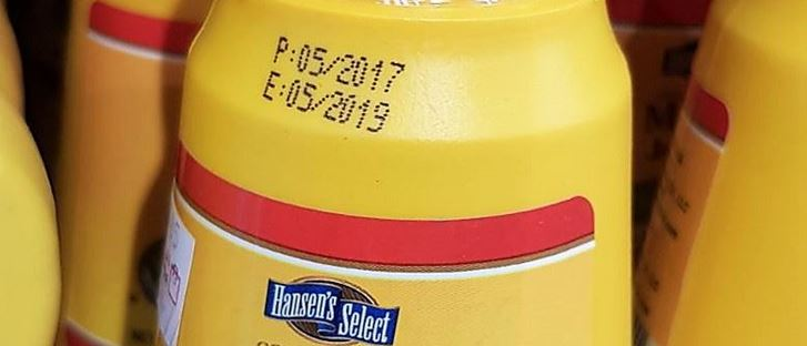 Cover Photo for Hansen's Select Mustard