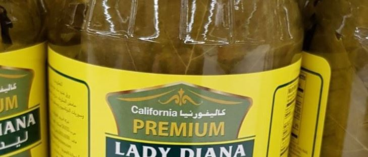 Cover Photo for Lady Diana Grape Leaves