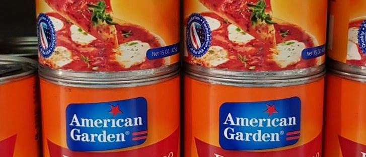 Cover Photo for American Garden Classic Pizza Sauce