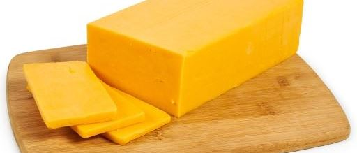 Cover Photo for Cheddar Cheese